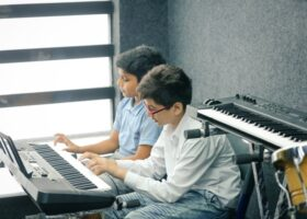 music room 2
